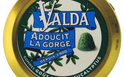 Gommes Valda